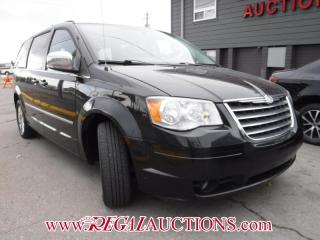 Used 2010 Chrysler TOWN & COUNTRY TOURING WAGON for sale in Calgary, AB