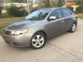 Used 2010 Kia Forte EX,AUTO.AIR,POWER GROUP for sale in Mississauga, ON
