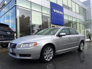 Used 2011 Volvo S80 3.2 Level 1 for sale in Surrey, BC
