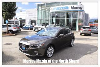 Used 2016 Mazda MAZDA3 Sport GT at for sale in Surrey, BC