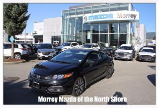 Used 2015 Honda Civic Sedan EX CVT for sale in Surrey, BC