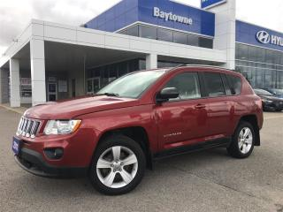 Used 2011 Jeep Compass North 2WD Clean Trade in! for sale in Barrie, ON