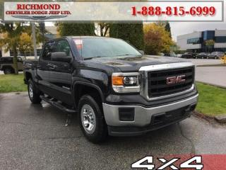 Used 2015 GMC Sierra 1500 Base for sale in Richmond, BC