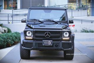 Used 2013 Mercedes-Benz G-Class G63 AMG for sale in Burnaby, BC