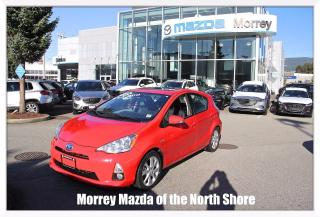 Used 2012 Toyota Prius c Technology for sale in Surrey, BC