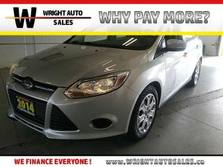 Used 2014 Ford Focus SE|HEATED SEATS|BLUETOOTH|48,537 KMS for sale in Cambridge, ON