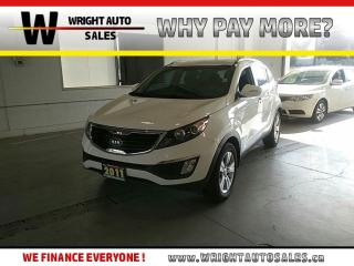 Used 2011 Kia Sportage EX|HEATED POWER SEATS|BACKUP SENSOR|129,119 KMS for sale in Cambridge, ON