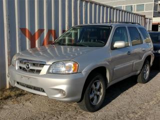 Used 2006 Mazda Tribute GS-V6 AWD, AUTO, A/C for sale in North York, ON