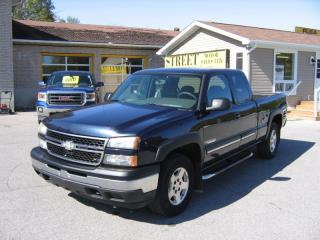 Used 2007 Chevrolet Silverado 1500 Special Edition Ext Cab 4x4 for sale in Smiths Falls, ON