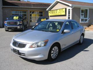 Used 2010 Honda Accord LX SEDAN AUTOMATIC for sale in Smiths Falls, ON