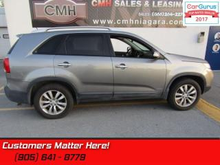 Used 2011 Kia Sorento EX V6  - AWD -  NAV -  CAMERA for sale in St Catharines, ON