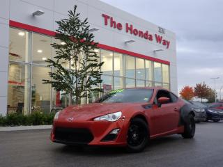 Used 2013 Scion FR-S 6AT for sale in Abbotsford, BC