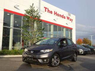 Used 2015 Honda Fit EX CVT for sale in Abbotsford, BC