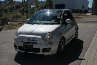 Used 2012 Fiat 500 Sport Coquitlam Location - 604-298-6161 for sale in Langley, BC
