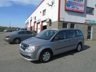 Used 2013 Dodge Grand Caravan SE for sale in Sudbury, ON
