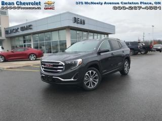 New 2018 GMC Terrain SLT for sale in Carleton Place, ON