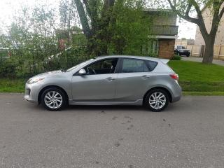Used 2012 Mazda MAZDA3 GS-SKY AUTO LOADED CERTIFIED UBER READY $8975 for sale in Scarborough, ON