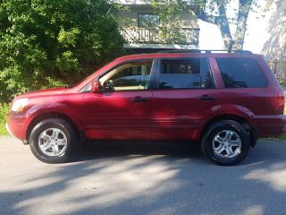 Used 2003 Honda Pilot EX 4WD 8 SEATER LEATER LOADED CERT  CHEAP$$$3975 for sale in Scarborough, ON