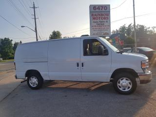 Used 2012 Ford Econoline Cargo Van Commercial well maintained v8 low kms$12475 for sale in Scarborough, ON