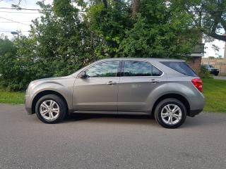 Used 2012 Chevrolet Equinox LS LOW KM,UBER READY,GA$$AVER,CERTIFIED $9975 for sale in Scarborough, ON