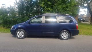 Used 2008 Kia Sedona EX FULLY LOADED LEATHER ROOF DVD 1OWNER LOW KMS $8475 for sale in Scarborough, ON