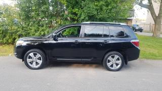 Used 2008 Toyota HIGHLANDER SPORT 4WD LEATHER ROOF LOADED CERTIFIED $10975 for sale in Scarborough, ON
