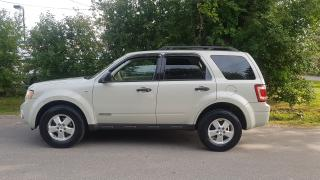 Used 2008 Ford Escape Xlt LOADED  V6 LOW KMS  MINT CONDITION CERTIFIED $5975 for sale in Scarborough, ON