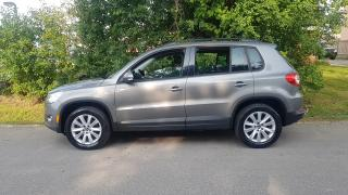 Used 2010 Volkswagen Tiguan COMFORTLINE 4MOTION  PANO ROOF LOW KMS WELL MAINTAINED $10975 for sale in Scarborough, ON
