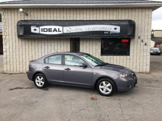 Used 2008 Mazda MAZDA3 GS for sale in Mount Brydges, ON