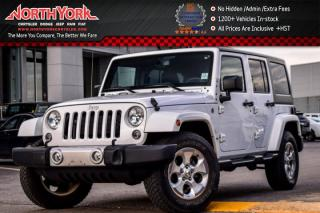 Used 2015 Jeep Wrangler Unlimited Sahara|4X4|Connectivity&Pwr.Conv.Pkgs|Nav.|R-Start|18