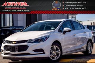 Used 2017 Chevrolet Cruze LT |Sunroof|Bose|BackUpCam|R-Start|ParkSensors|16