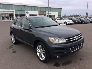 Used 2014 Volkswagen Touareg 3.0 TDI Execline for sale in Calgary, AB