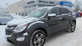 Used 2017 Chevrolet Equinox Premier / $252.00 bi-weekly for 84 mths for sale in Arnprior, ON