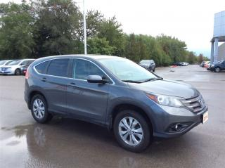 Used 2014 Honda CR-V EX.. New Tires and Brakes.. for sale in Milton, ON