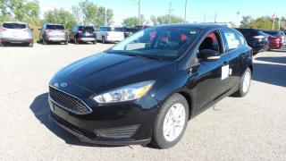 New 2017 Ford Focus SE, Winter Pkg, Auto, Sync for sale in Stratford, ON