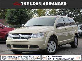 Used 2011 Dodge Journey for sale in Barrie, ON