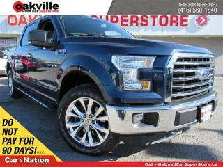 Used 2015 Ford F-150 XLT | NAVI | B/U CAM | CHROME RIMS | TOW PACK | for sale in Oakville, ON