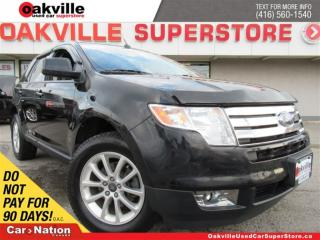 Used 2010 Ford Edge SEL | HEATED SEATS | HANDSFREE | REAR SENSOR for sale in Oakville, ON