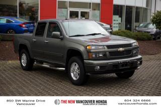 Used 2010 Chevrolet Colorado Crew Cab 4WD 1SD for sale in Vancouver, BC