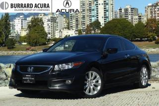 Used 2009 Honda Accord Coupe EX-L at Leather interior & Sunroof! for sale in Vancouver, BC