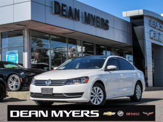 Used 2013 Volkswagen Passat S for sale in North York, ON