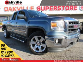 Used 2014 GMC Sierra 1500 SLE | NAVI | B/U CAM | TOW PACK | BLUETOOTH | V8 for sale in Oakville, ON