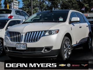 Used 2011 Lincoln MKX Base for sale in North York, ON