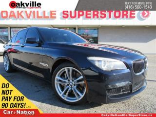 Used 2011 BMW 7 Series xDrive   LEATHER   SUNROOF   HUD   NAVI   for sale in Oakville, ON