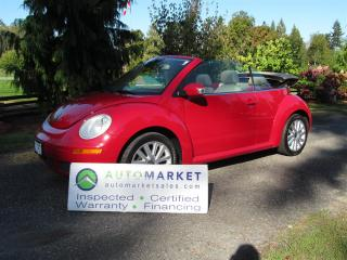 Used 2008 Volkswagen Beetle PREMIUM, AUTO, INSP, WARR for sale in Surrey, BC
