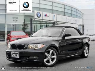 Used 2009 BMW 128I Cabriolet PREMIUM PACKAGE/ 6SPEED/ RWD for sale in Oakville, ON