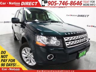 Used 2014 Land Rover LR2 | 4X4| SUNROOF| LEATHER| BACK UP CAMERA| for sale in Burlington, ON
