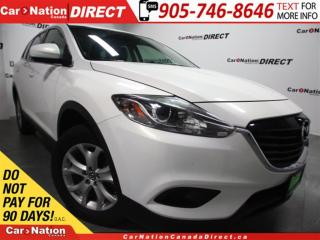 Used 2013 Mazda CX-9 GS| LEATHER| SUNROOF| AWD| BACK UP CAMERA| for sale in Burlington, ON