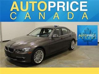 Used 2013 BMW 328xi LUXURY PKG NAVIGATION AND MORE for sale in Mississauga, ON