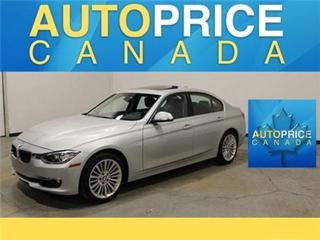 Used 2014 BMW 328xi LUXURY PKG NAVIGATION AND MORE for sale in Mississauga, ON